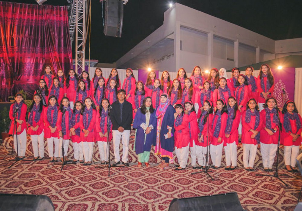Choir Annual Function