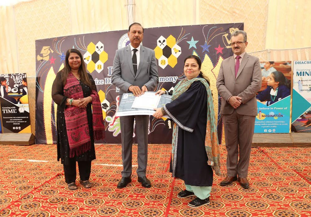 Prize Distribution 2019-20