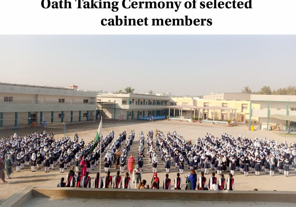 Oath Taking Ceremony