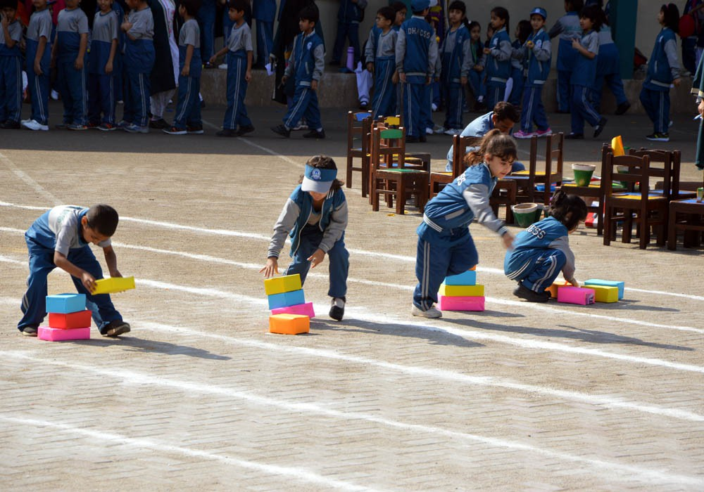 Sports Day - Primary Section