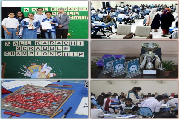 7th Inter School Scrabble Championship